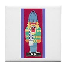 Mr. Nutcracker Tile Coaster