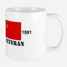 Cold War Veteran Coffee Mug