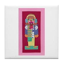 Ms. Nutcracker Tile Coaster
