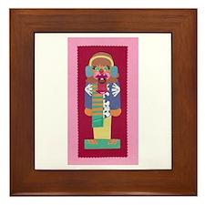 Ms. Nutcracker Framed Tile