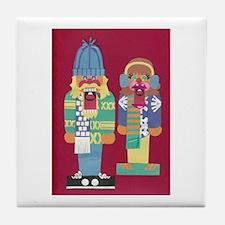 The Nutcrackers Tile Coaster