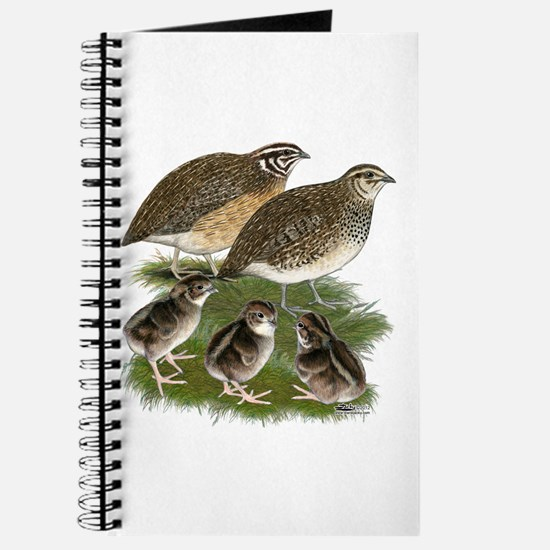 Coturnix Quail Family Journal