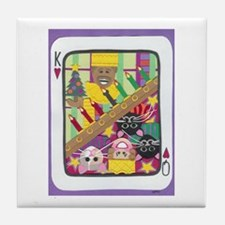 Pair of Cards Tile Coaster