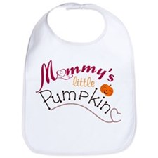 Mommys Little pumpkin Bib
