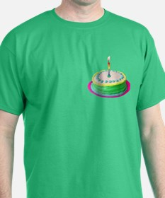 Colored Cake T-Shirt