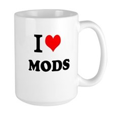 I Heart Mods Mug