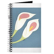 Calla Lillies Journal
