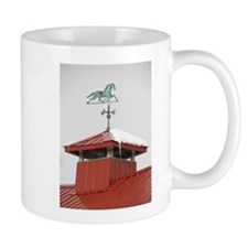 Colony Barn Weathervane Mug
