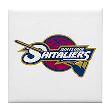 Shitland Shitaliers Tile Coaster