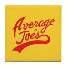 Avergae Joes Tile Coaster