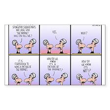 Cartoon Prophet Decal