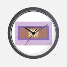 Ouch! Wall Clock