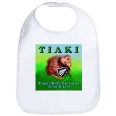 TIAKI-kiwi Bib