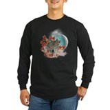Animal Long Sleeve Dark T-Shirts