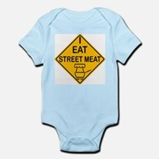 I Eat Street Meat Infant Bodysuit