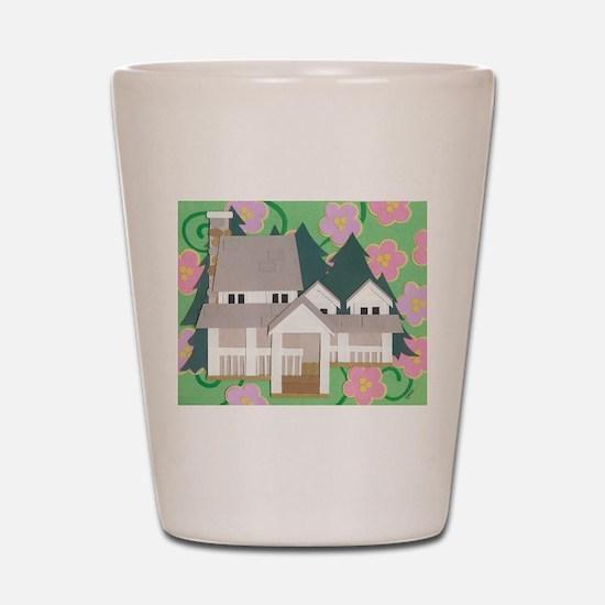 House & Home Shot Glass