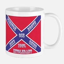 Old School Empire Flag Shirt Mug