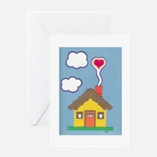 Hearth & Heart Greeting Card