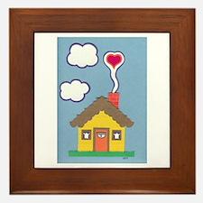 Hearth & Heart Framed Tile