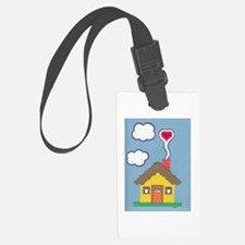 Hearth & Heart Luggage Tag