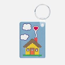 Hearth & Heart Keychains