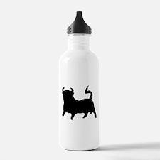 Black Bull Water Bottle