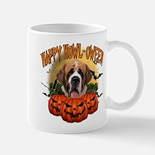 Happy Halloween St Bernard.png Mug