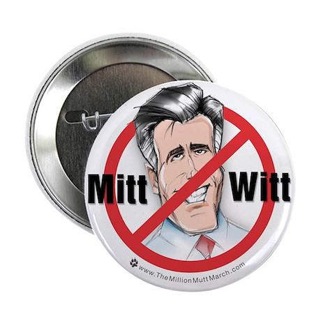 """2.25"""" Button- No Mitt Witt"""