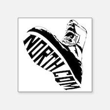 NorthCom Rectangle Sticker