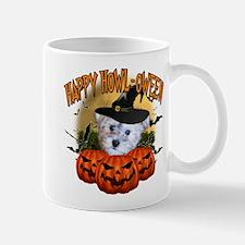 Happy Halloween Schnoodle.png Mug
