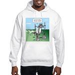 Elephant Tracking Hooded Sweatshirt