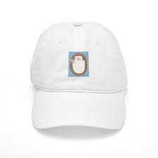 Bitty Baby Blue Baseball Cap