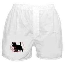 Cairn Oval Boxer Shorts