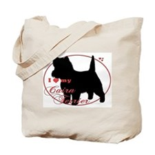 Cairn Oval Tote Bag