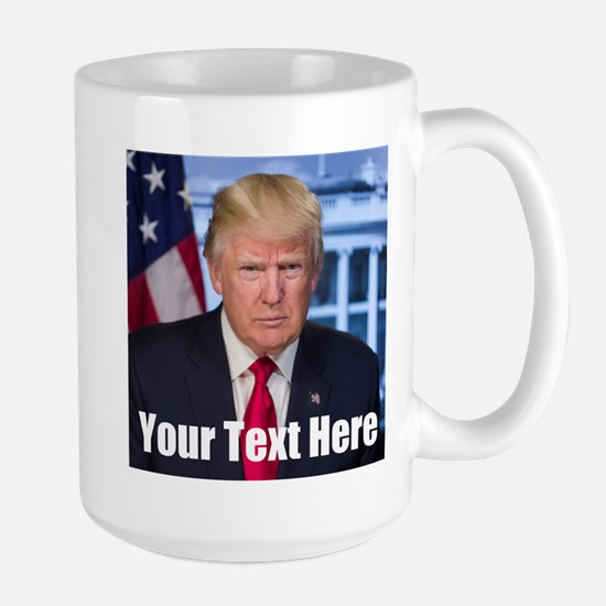 President Donald Trump Mugs