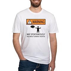 Spontaneously Talk General Hospital T-Shirt