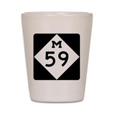 M59 Shot Glass