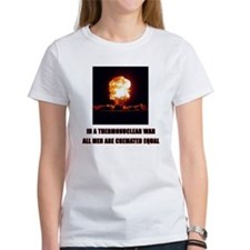 All Men Cremated Equal Tee