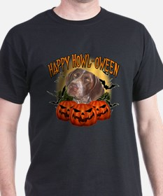 Happy Halloween Pointer.png T-Shirt
