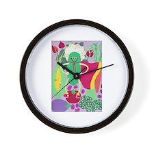 Super Pickle Wall Clock
