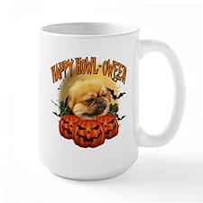 Happy Halloween Pekingnese.png Mug