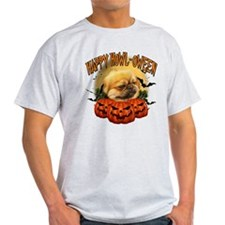 Happy Halloween Pekingnese.png T-Shirt