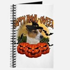 Happy Halloween Jack Russell.png Journal