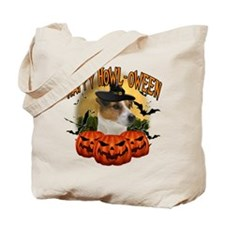 Happy Halloween Jack Russell.png Tote Bag
