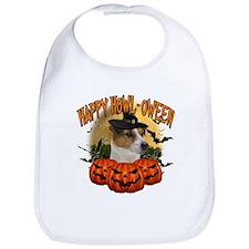 Happy Halloween Jack Russell.png Bib