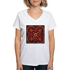 Red Celtic Tapestry Shirt