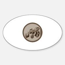 Hops Sticker (Oval)