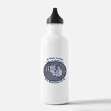 Looks Like A Meth Lab Water Bottle