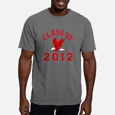 Class Of 2012 Eagle Mens Comfort Colors Shirt