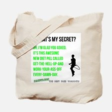 Whats My Secret? Tote Bag